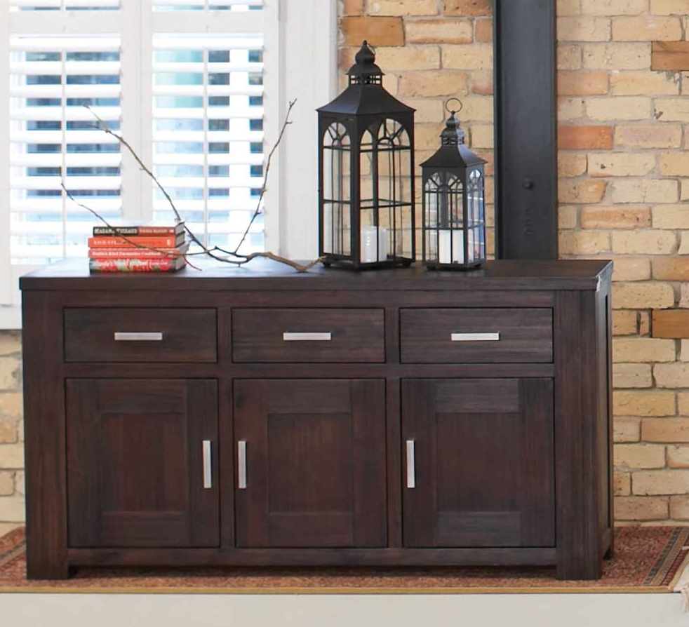Rustic Heirloom Buffet By John Young Furniture From Harvey Norman New Zealand