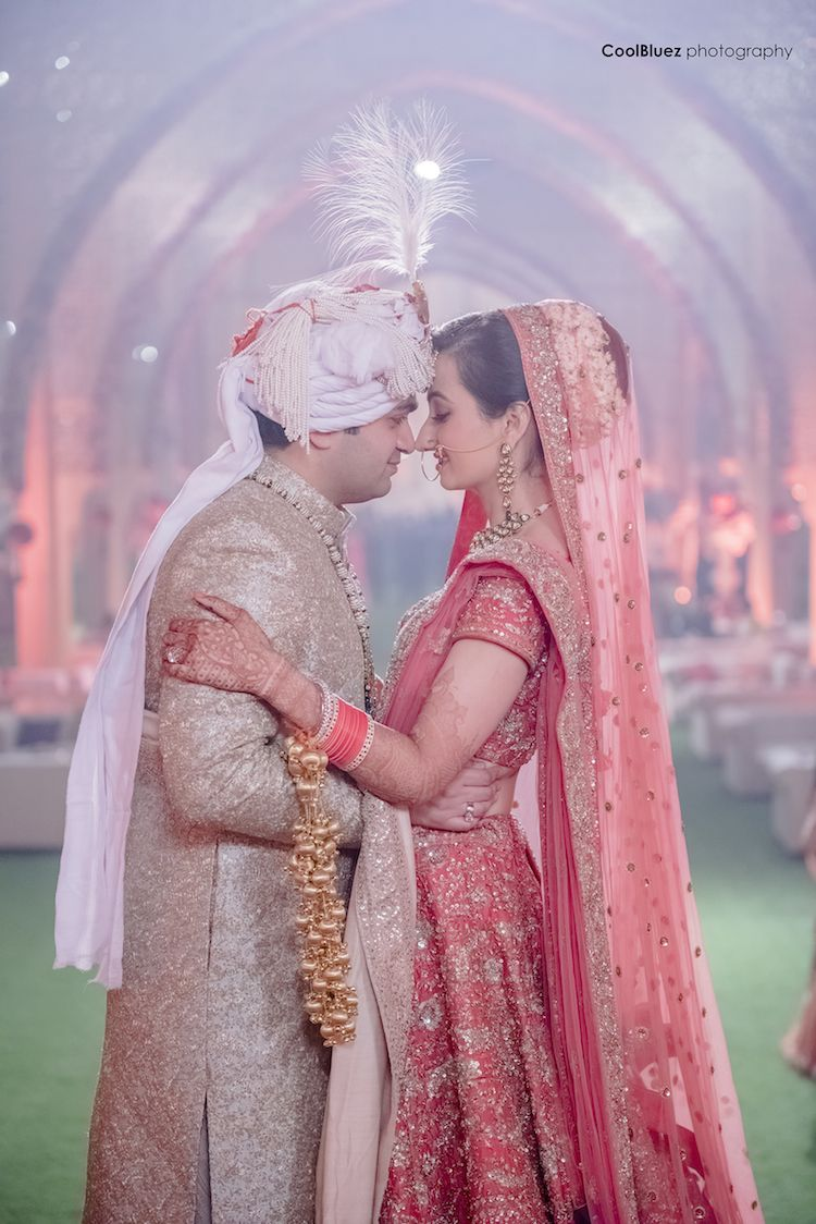 Destination New Delhi Hindu Wedding By Cool Bluez Photography ...