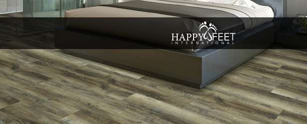 Find a luxury plank or tile to fit any decor with Happy