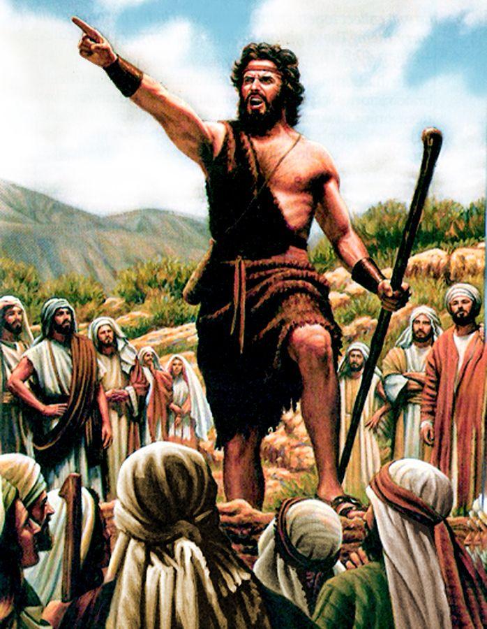 DIOS ME HABLA HOY: Mateo 17, 10-13 Elías ha venido ya, pero no lo reconocieron http://es.catholic.net/op/articulos/63919/un-profeta-que-existio.html