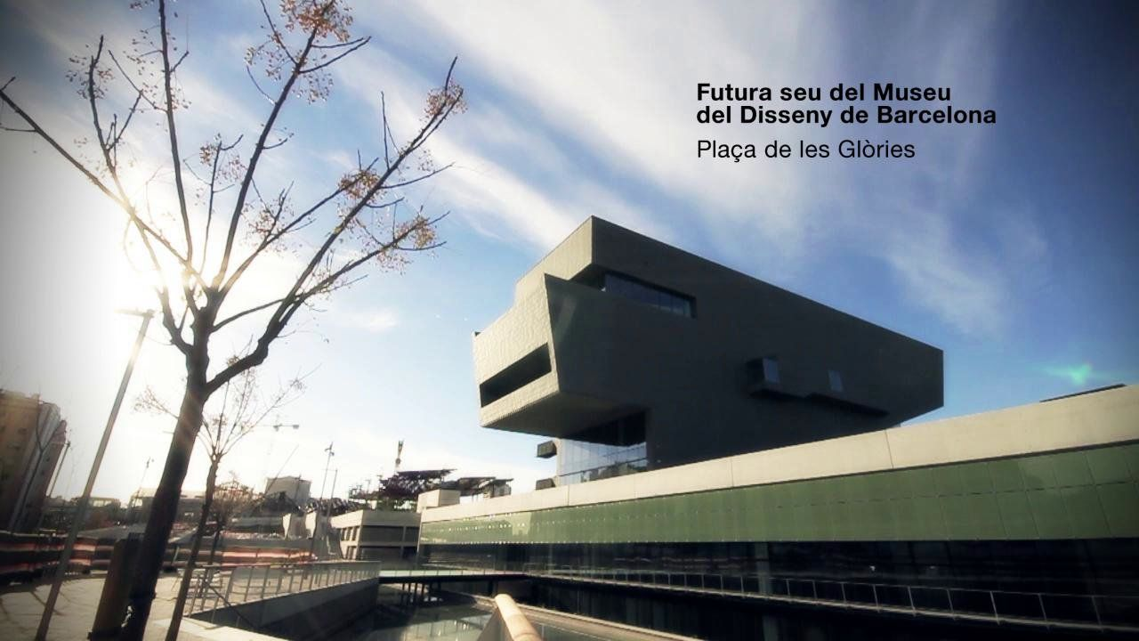 MUSEO del diseño Barcelona
