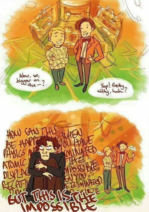 Doctor Who / Sherlock