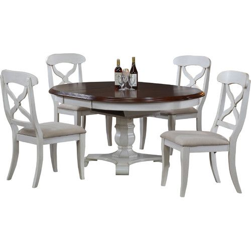 Found It At Wayfair Lockwood Butterfly Leaf 5 Piece Dining Set