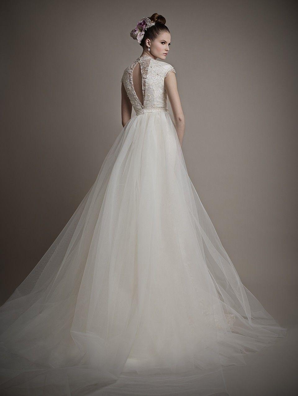 Ersa atelier wedding gown gorgeous june atelier gowns