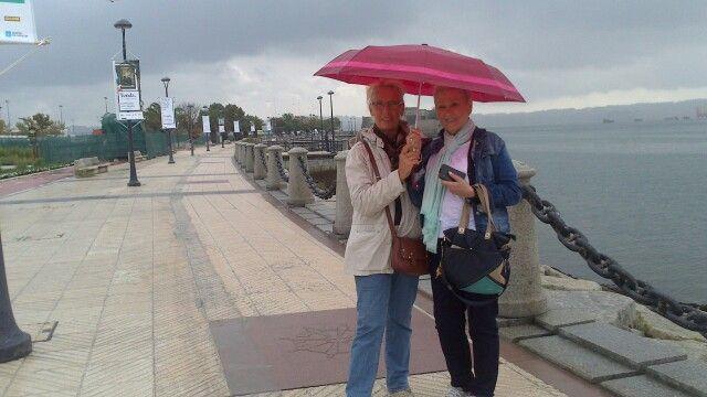A Coruña Olga y Monse