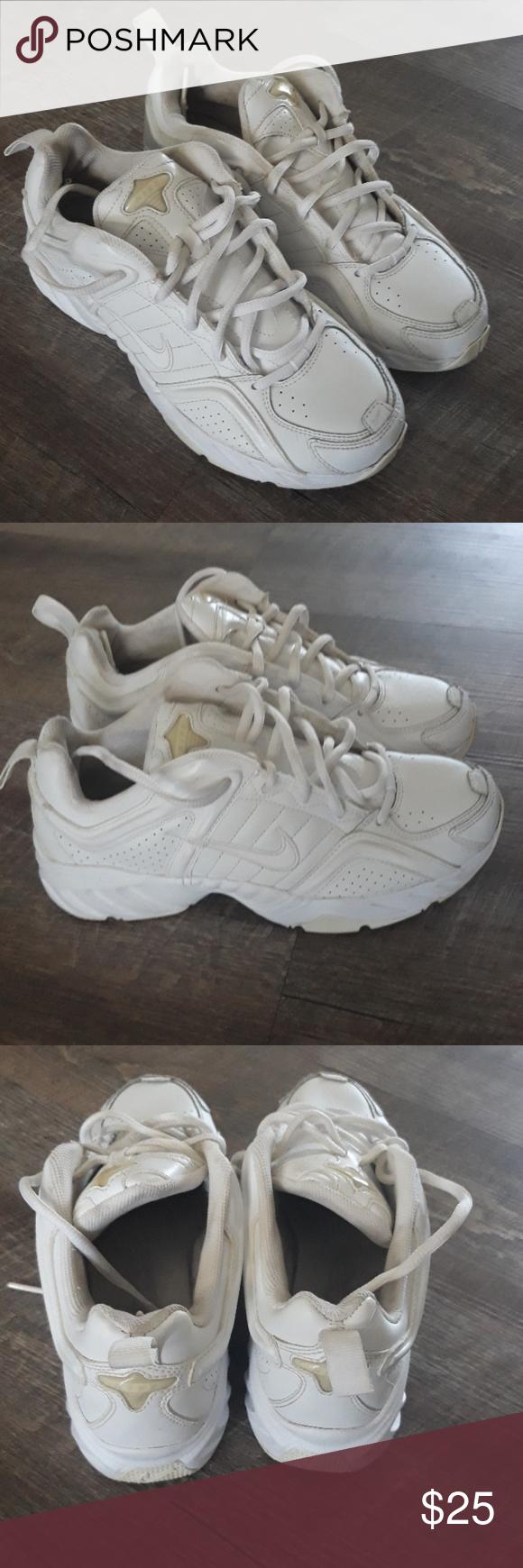 Nike White Trainer Sneakers Nike White