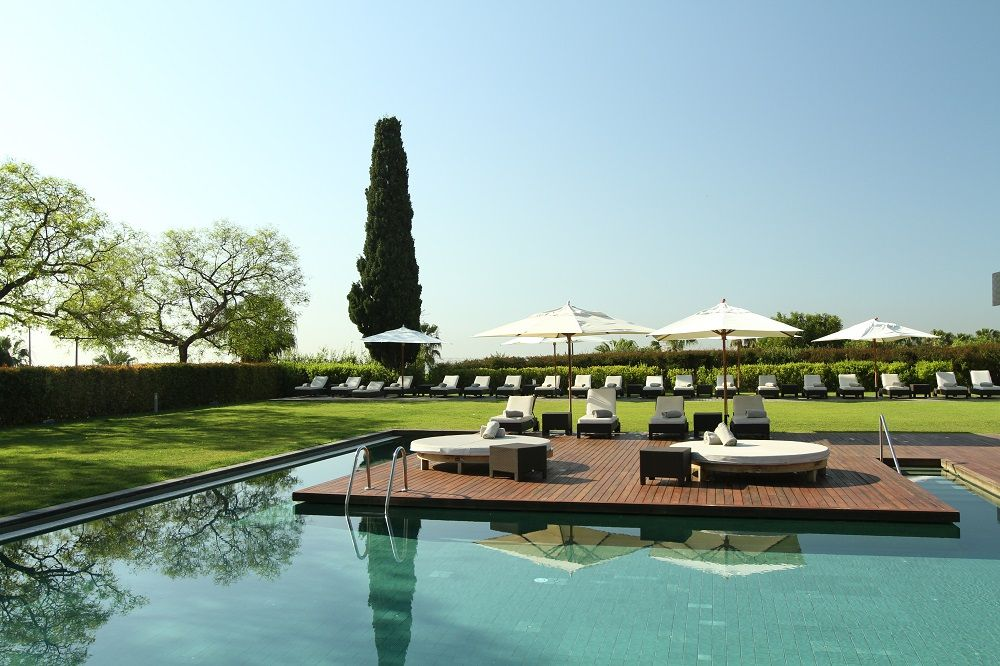 Hotel Miramar Pool