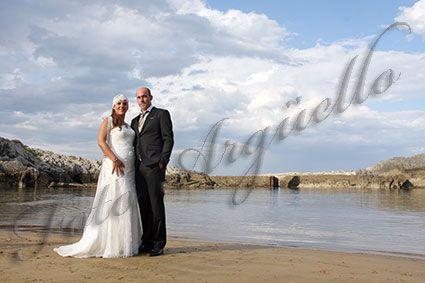 Post #boda en la #playa.