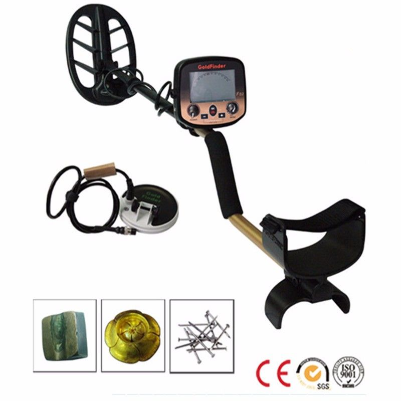 2015 Reliable Underground Metal Detector FS2 Professional Detecting Gold Detector Equipment