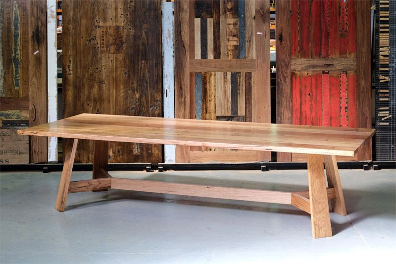 Neel Dey Furniture Provides Recycled Timber Dining Tables And Outdoor In Melbourne Crafted By Skilled Craftsmen To Order At Affordable