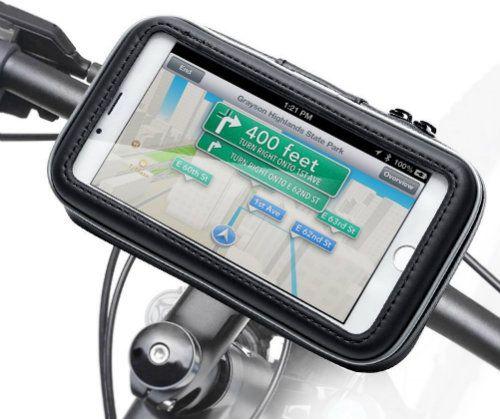 Best Phone Support Bike Waterproof Phone Phone Holder Smartphone Mount