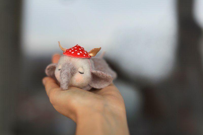 Handmade tenderness: Super sweet toys by Nadezhda Micheeva - 66