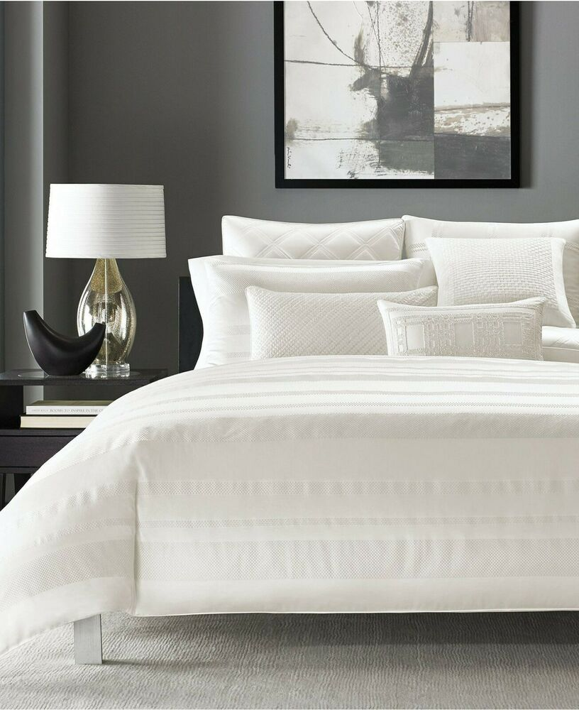 Hotel Collection Radiant White King Comforter At Macy S 485
