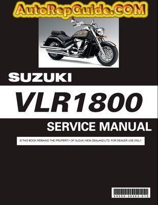 download free suzuki vlr1800 c1800r c1800rt c109r c109rt rh pinterest com Suzuki GSX1300R Suzuki VZR1800