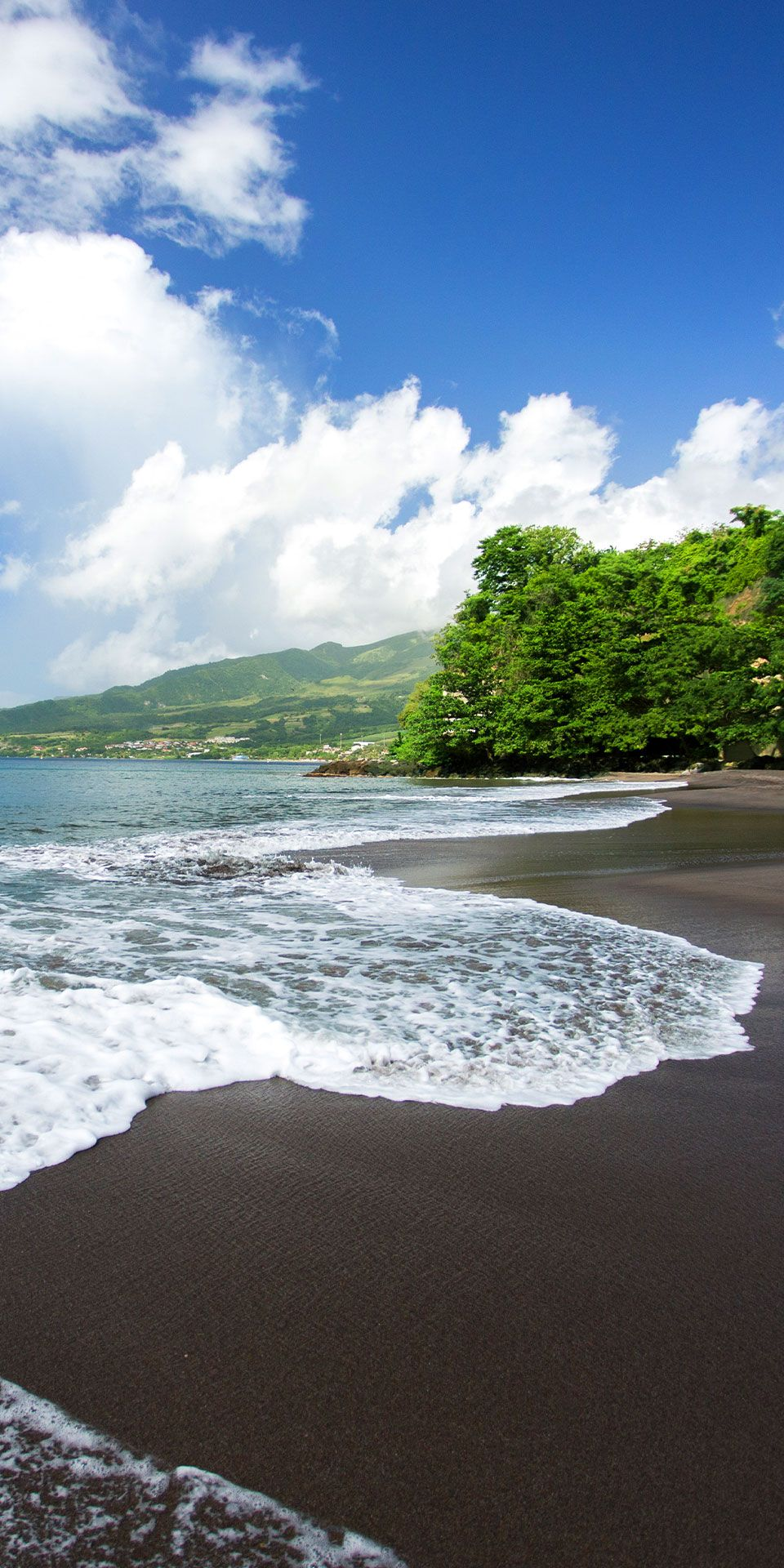 Fort De France Martinique Explore Anse Ceron A Beautiful Black