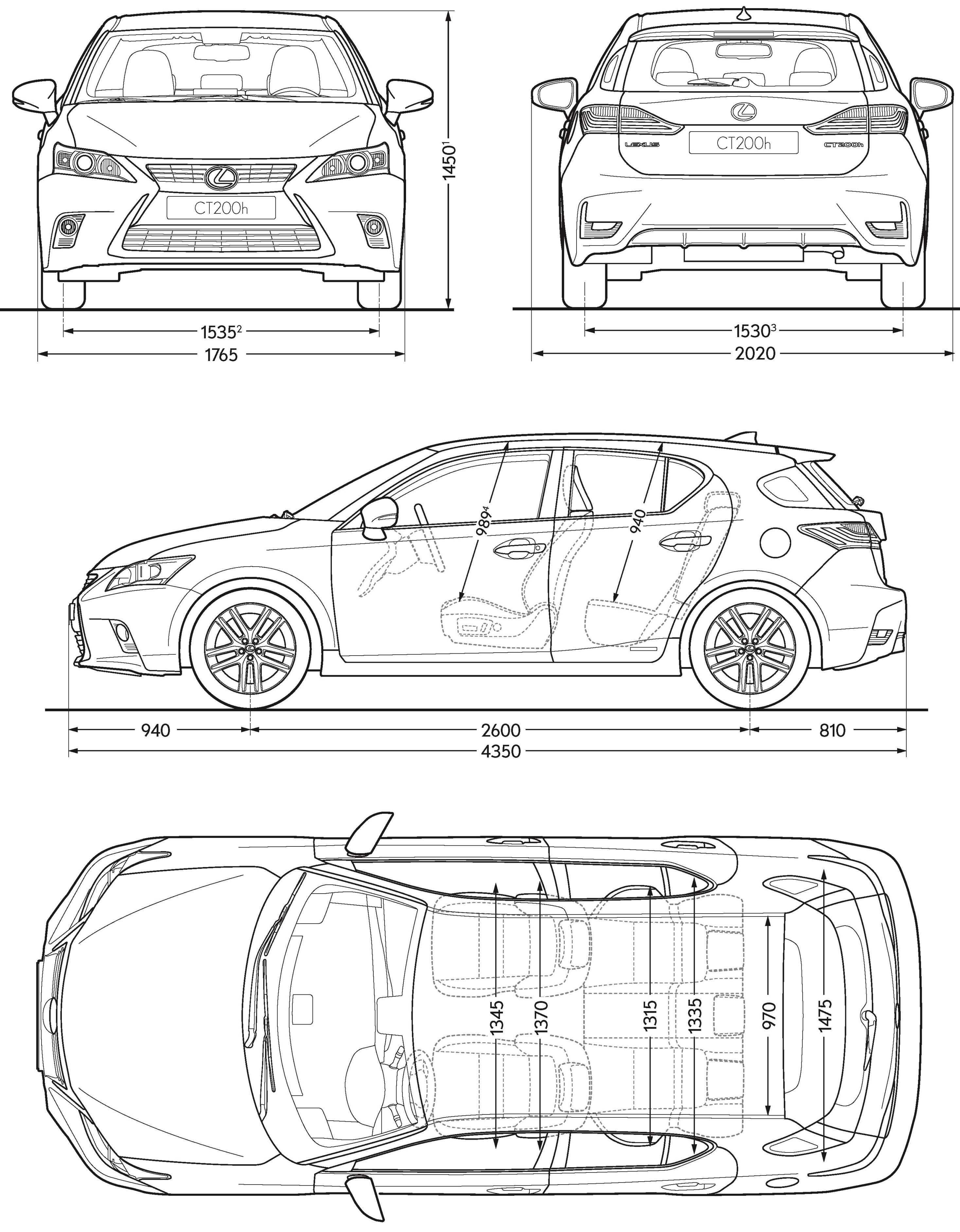 Lexus ct 2015 blueprint database pinterest car stuff and cars lexus ct 2015 malvernweather Choice Image