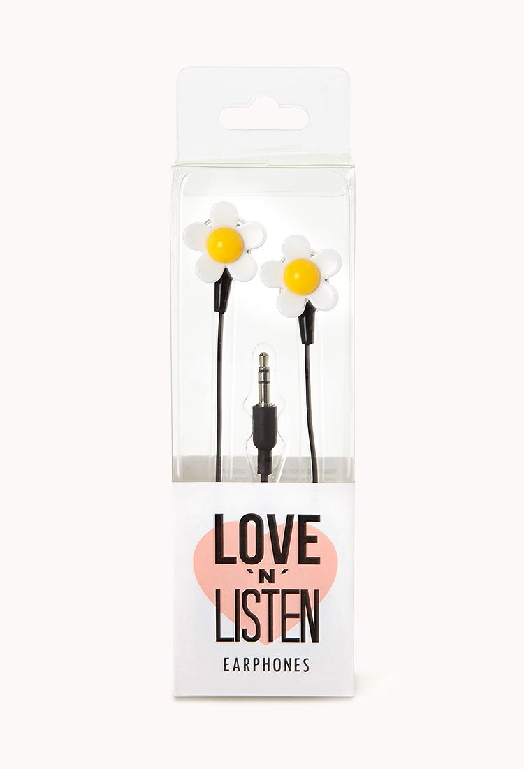 Darling Daisy Headphones | FOREVER21 #F21Festival #Tech #Accessories