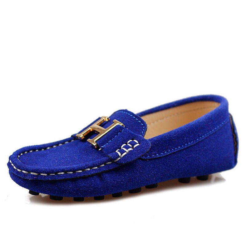 Leather Casual Shoes Fashion Moccasins