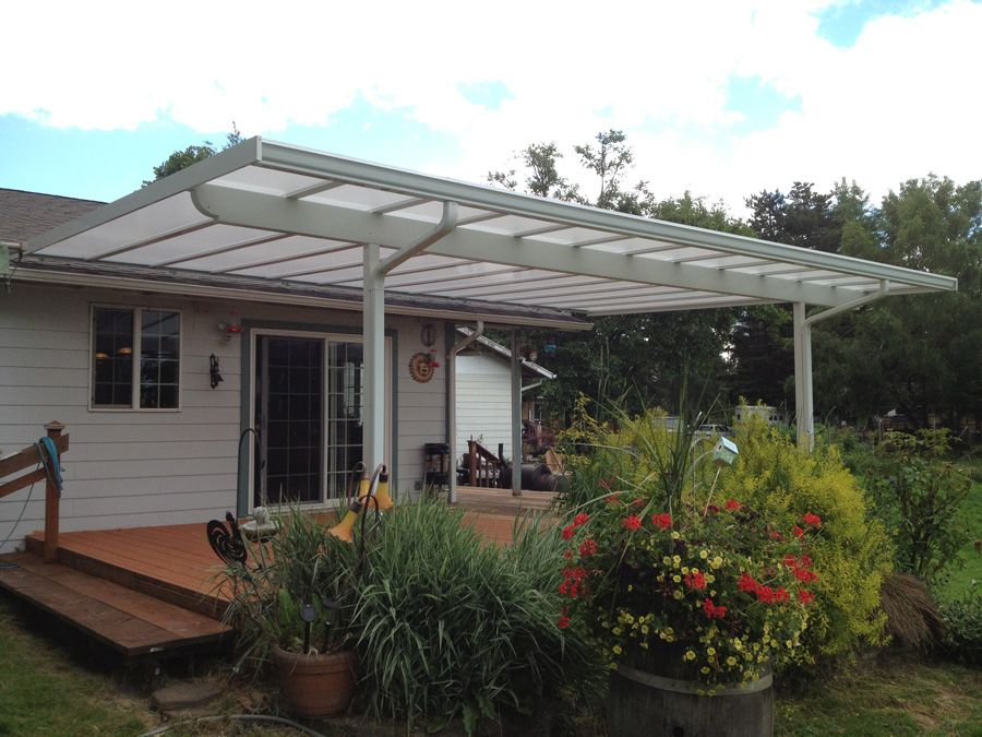Patio Covers   Acrylic | Exteriors West, Olympia