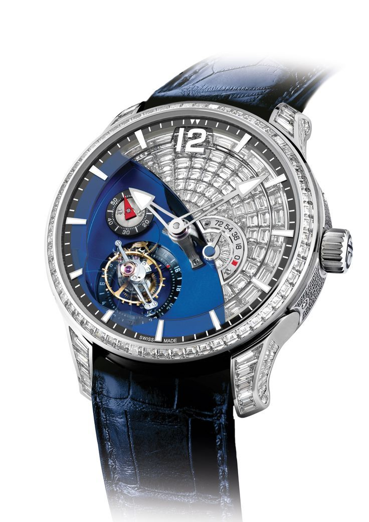 ec9d8305f96 Greubel Forsey Tourbillon 24 Secondes Contemporain Relógios Legais