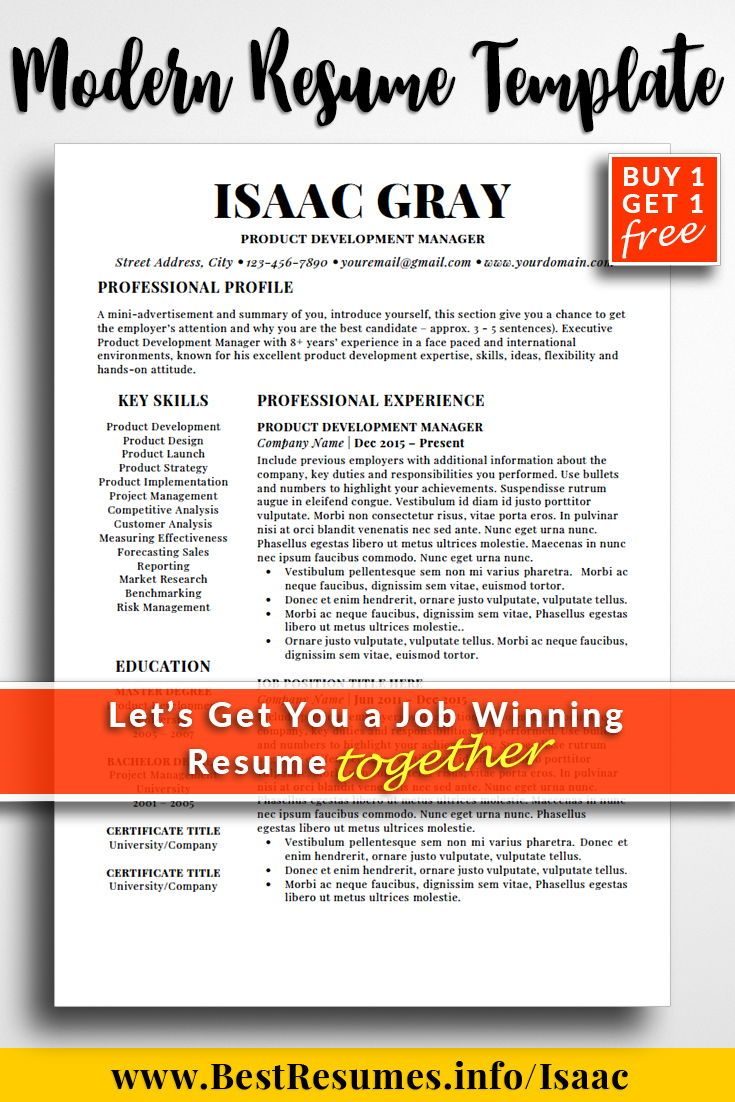 A Professional Resume Interesting Resume Template Isaac Gray  Resume Template Download Resume Help .