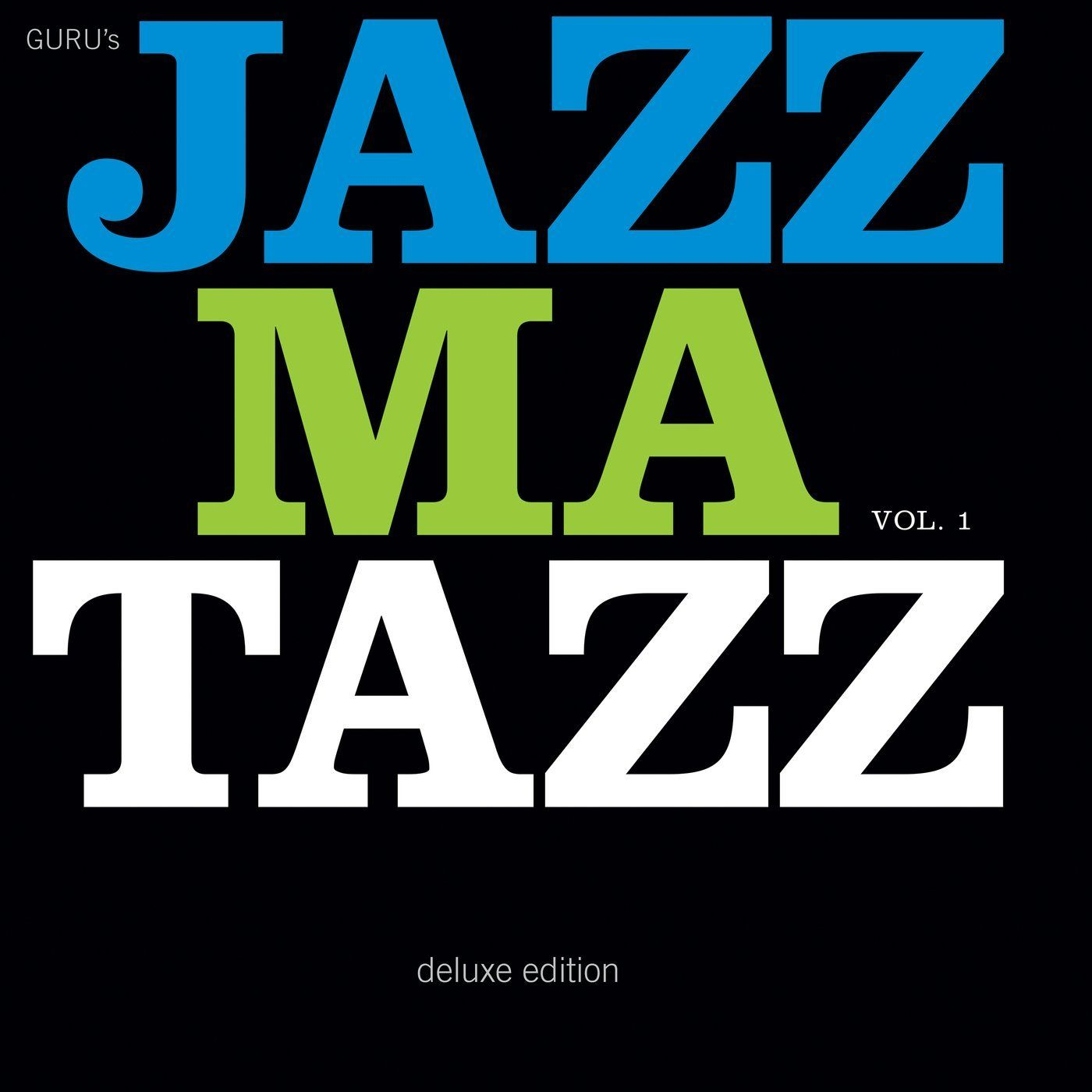 Guru S Jazzmatazz Vol 1 25th Anniv Deluxe Edt Vinyl