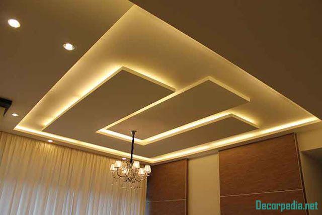 Pop Design For Bedroom Pop False Ceiling Design For Bedroom 2019 With Lighting Ideas Plaster Ceiling Design Pop False Ceiling Design False Ceiling Design