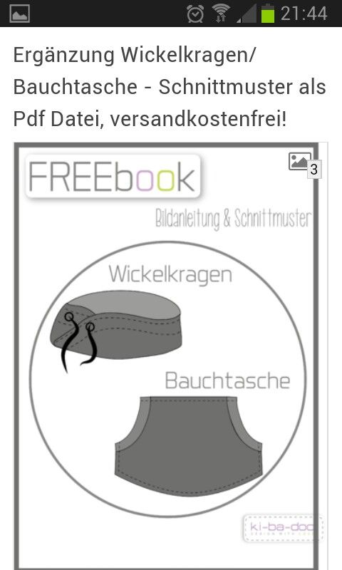Kibadoo freebook Kragen | všechno | Pinterest | Kibadoo, Kragen und ...