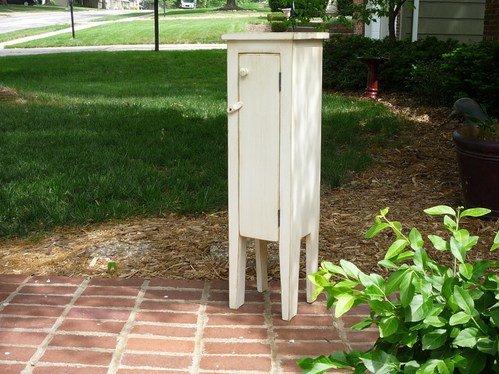 #BuckCreekFurnishings on Artfire                    #table                    #Side #Table, #Plant #Stand, #Bathroom #Storage     Bed Side Table, Plant Stand, Bathroom Storage                                 http://www.seapai.com/product.aspx?PID=72164