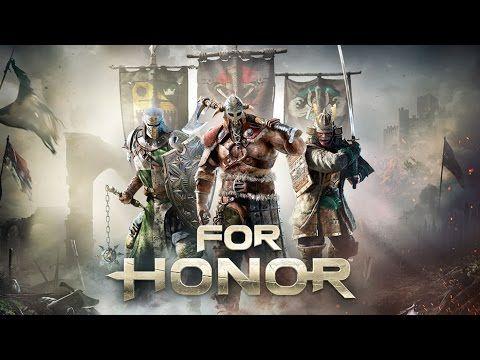 For Honor O Filme Completo Dublado Pt Br Youtube Xbox One