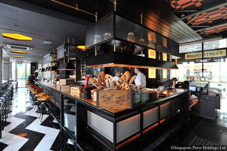Image result for bread street kitchen