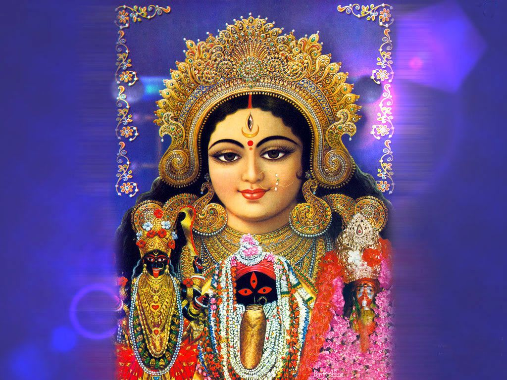 Wallpaper download durga maa - Hindu God Maa Durga Wallpaper Free Download