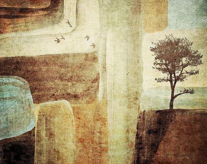 ON SALE Canvas Print by Irena Orlov, large landscape canvas print ...