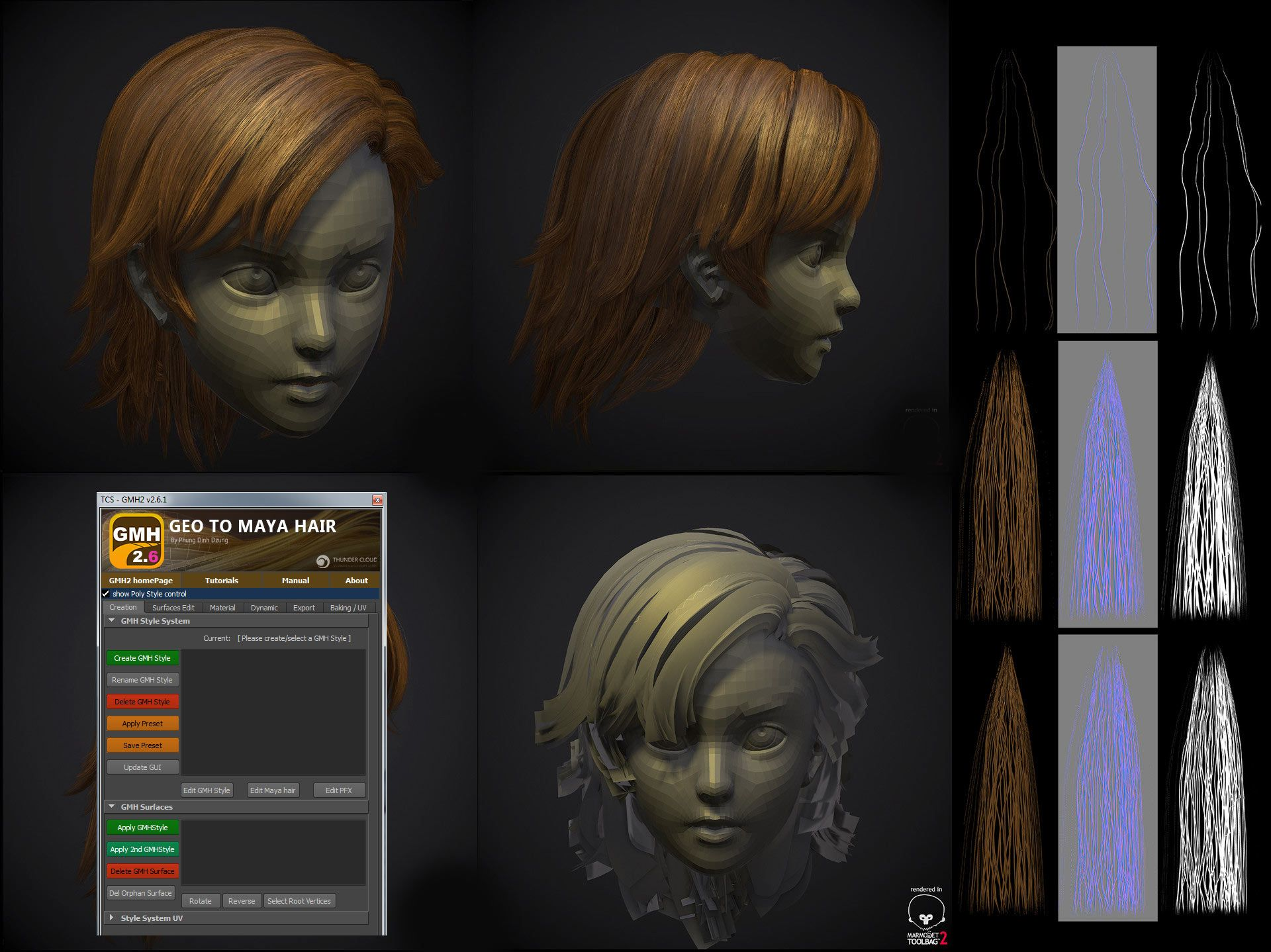 secrets of human shaders in ue4