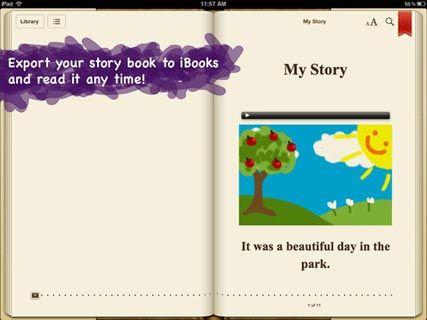 My Story Book Maker for Kids Reviews edshelf Story