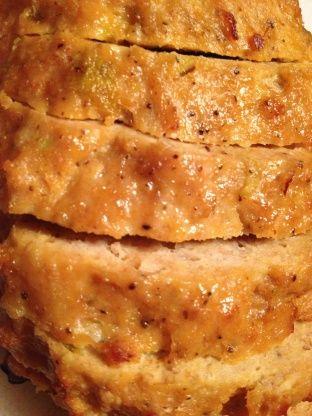 Unbelievable Chicken Meatloaf Recipe In 2020 Ground Chicken