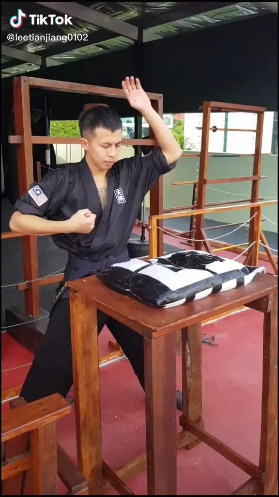 Martial Arts Kung Fu Traditional Hand and Leg Cond