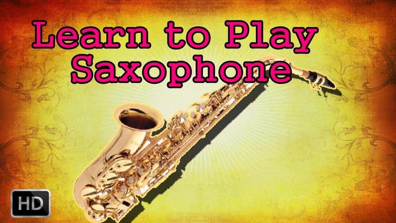 Learn How to Play #Saxophone - Basic Lessons for Beginners - Upper Sthaye Swaras - Saxophone Basics