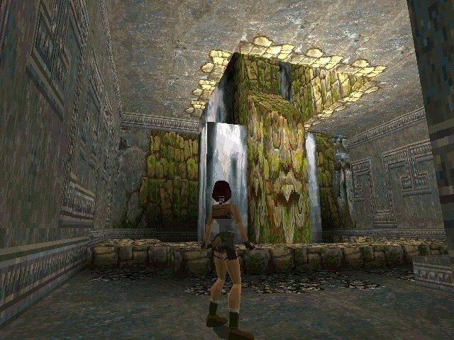 Lost Valley Searching For The Three Necessary Cogs With Images Tomb Raider Tomb Raider 1 Raiders