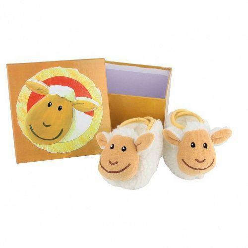 Baby-Hausschuhe - Geschenke von Geschenkidee