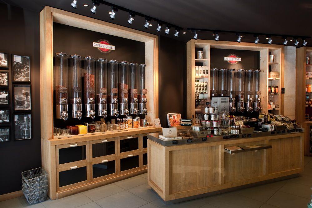 Comptoirs Richard Paris Pompe Cafe Bar Pinterest Coffee