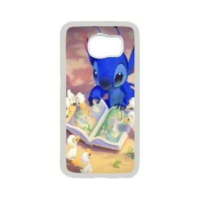 James-Bagg Phone case Lilo And Stitch - Ohana Means Family For Samsung Galaxy S6 Style-19