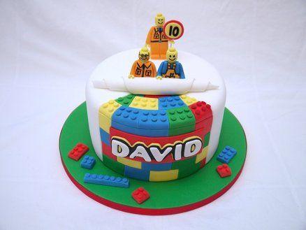Birthday Cake With Name Tag ~ David name tag boys birthday ideas cake