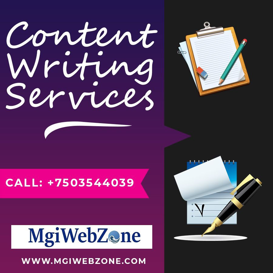 Do you need #content writing #services for your #website? At