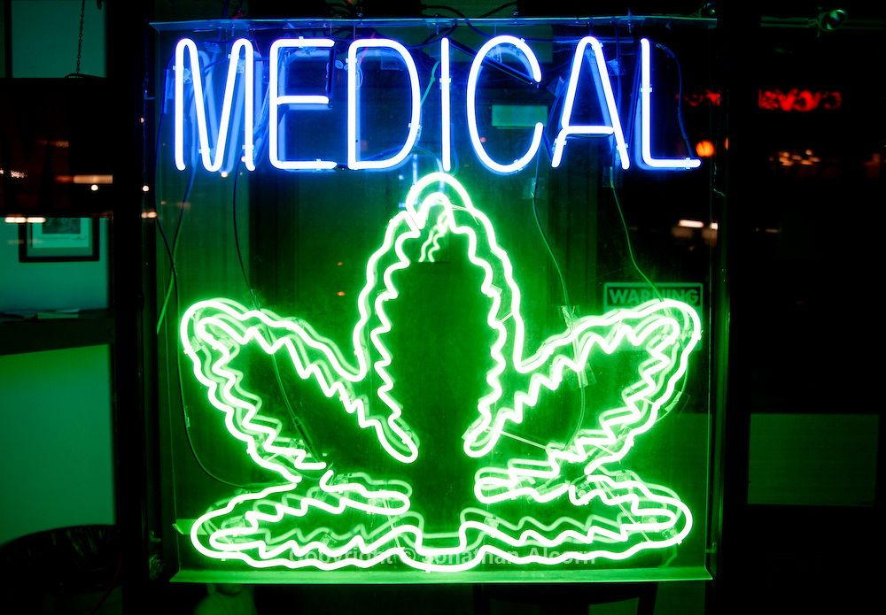 Image result for medical marijuana, pictures, neon sign