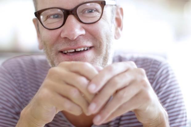 Musiker, Cartoonist, Journalist - und Schriftsteller: Tex Rubinowitz