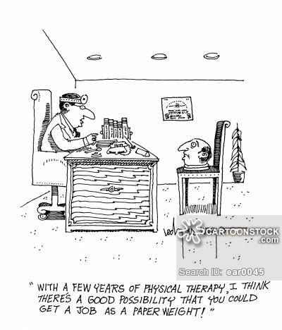 Physical Therapy Cartoons Edgar Argo Medical Humor Physical Therapy Physical Therapy Humor