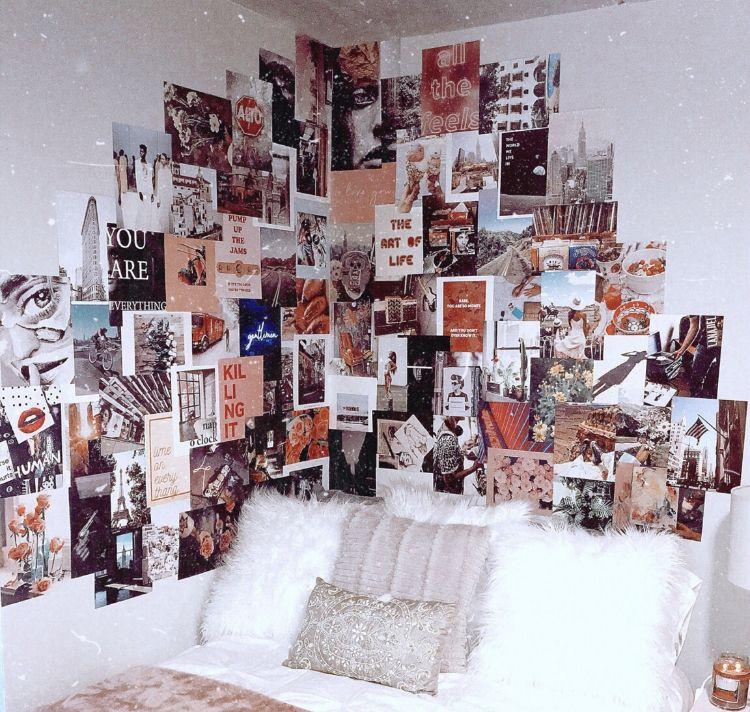 Room Inspiration Picture Wall Bedroom Dormitory Room Photo Walls Bedroom