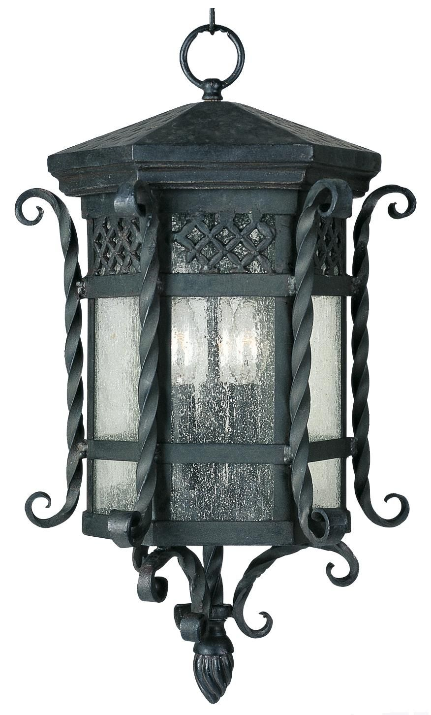 Scottsdale Collection 21 High Outdoor Hanging Lantern 334