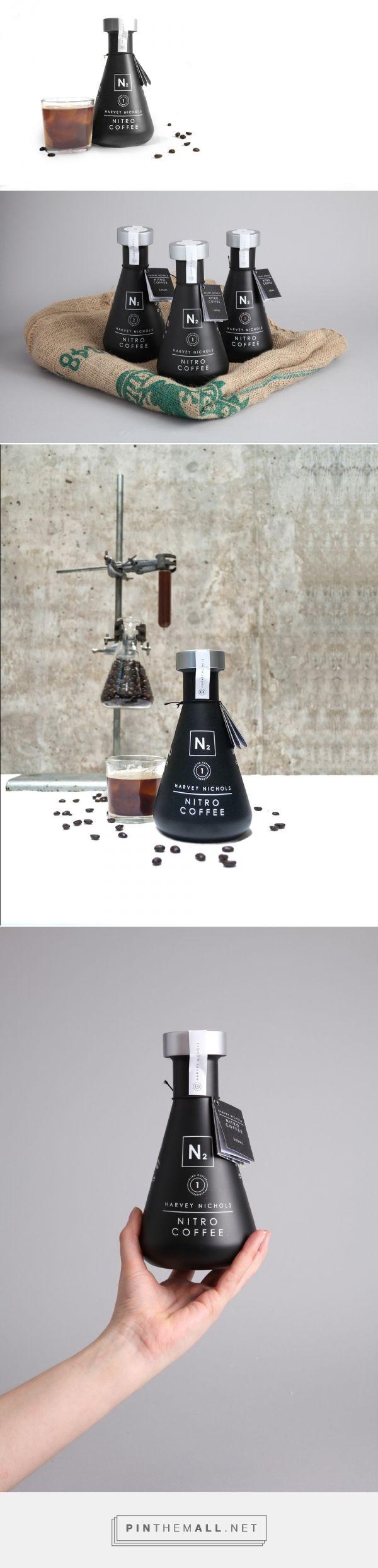 Nitro Coffee Packaging by Jon Cooper | Fivestar Branding – Design and Branding Agency & Inspiration Gallery